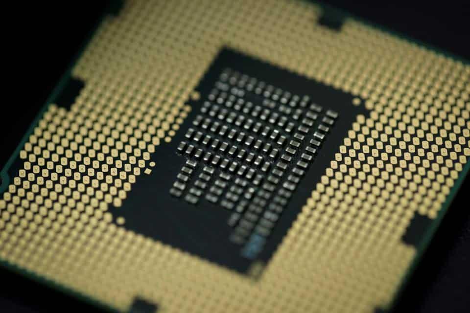 Processeur Intel 80786