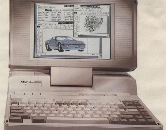 The NEC ProSpeed 386SX